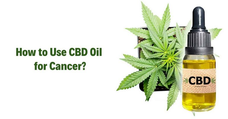 How to Use CBD Oil for Cancer